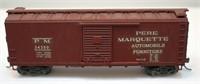 Pere Marquette 34590  Box Car HO