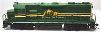 Hudson Bay Railway 2500 GP35 Athearn HO