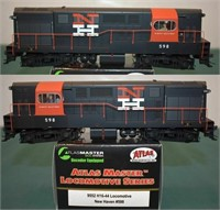 New Haven 598 Baby Trainmaster DC DCC Atlas HO