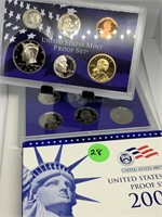 2005 US MINT PROOF COIN SET