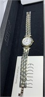 ECCLISSI STERLING SILVER WATCH & BAND SOLID