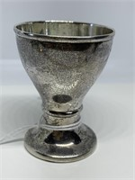 TIFFANY & CO VTG STERLING SILVER EGG CUP