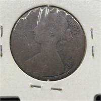 1865 GREAT BRITAIN PENNY