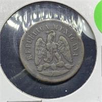 1893 UN CENTAVO COIN