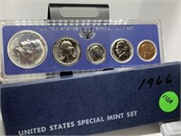 1966 SPECIAL MINT COIN SET
