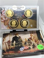 2007 PROOF DOLLAR COIN SET