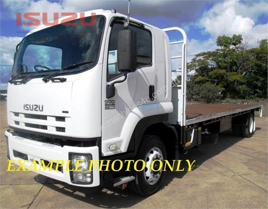 2013 Isuzu FTR 900 Long Premium Used Isuzu Trucks - Trucks for Sale