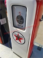 Restored Wayne Elec. Gas Pump- Texaco Globe
