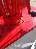 Restored Bennett Oil Bottle Filler