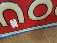 Classic Conoco Sign