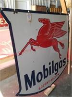 Classic Mobilgas Pegasus Sign