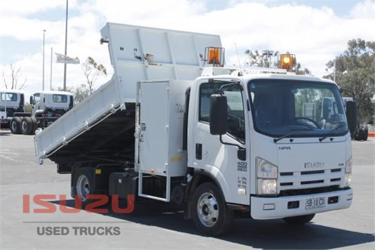 2008 Isuzu NPR 400 Used Isuzu Trucks - Trucks for Sale