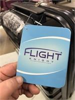 Flight Knight 3 piece hard shell spinner luggage