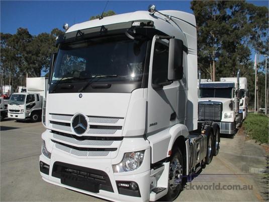 2019 Mercedes Benz 2653 - Trucks for Sale
