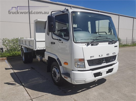2020 Mitsubishi Fuso FIGHTER 1124 - Trucks for Sale