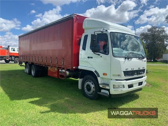 2012 Mitsubishi Fuso FN600 Wagga Trucks - Trucks for Sale