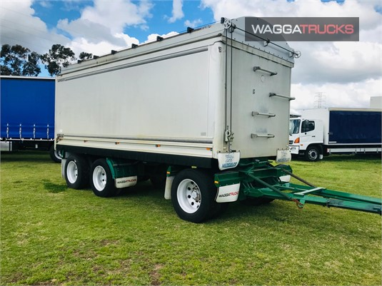 2003 Hercules other Wagga Trucks - Trailers for Sale