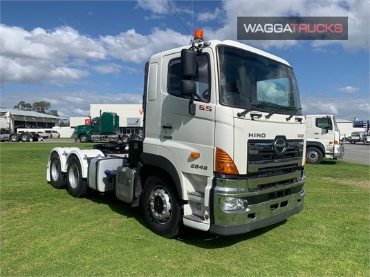 2012 Hino 700 Series 2848 SS Wagga Trucks - Trucks for Sale