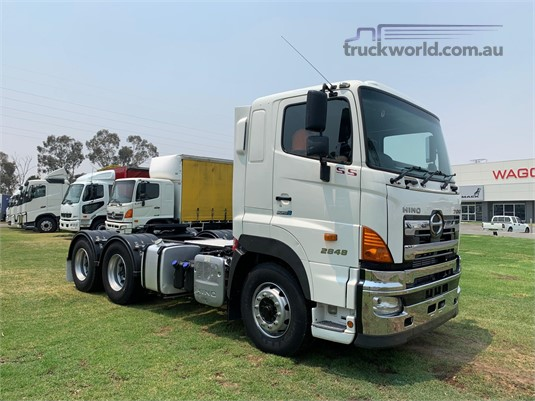 2013 Hino 700 Series 2848 SS - Trucks for Sale