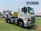 2013 Hino 700 Series 2848 SS Prime Mover
