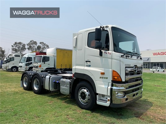 2013 Hino 700 Series 2848 SS Wagga Trucks - Trucks for Sale