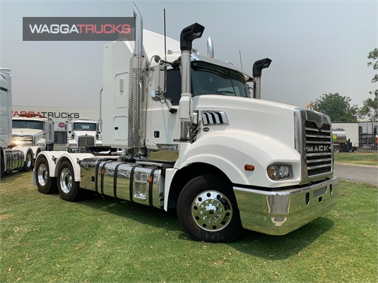 2013 Mack Trident Wagga Trucks - Trucks for Sale