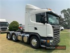 2017 Scania G480 Prime Mover