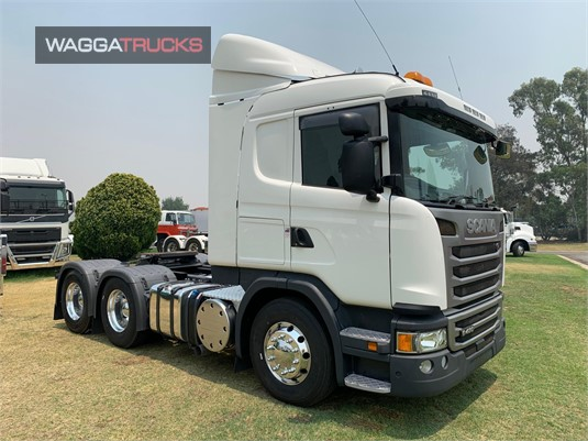 2017 Scania G480 Wagga Trucks - Trucks for Sale