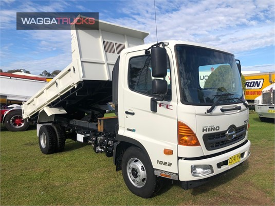 2016 Hino 500 Series 1022 FC Wagga Trucks - Trucks for Sale