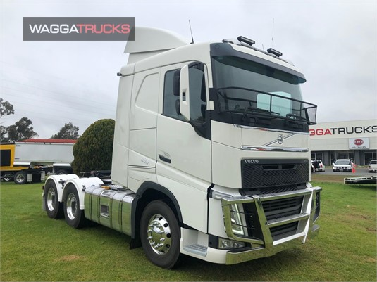 2014 Volvo FH540 Wagga Trucks - Trucks for Sale