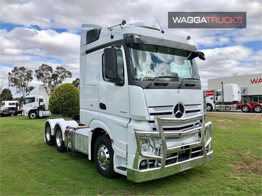 2017 Mercedes Benz Actros 2658 Wagga Trucks - Trucks for Sale