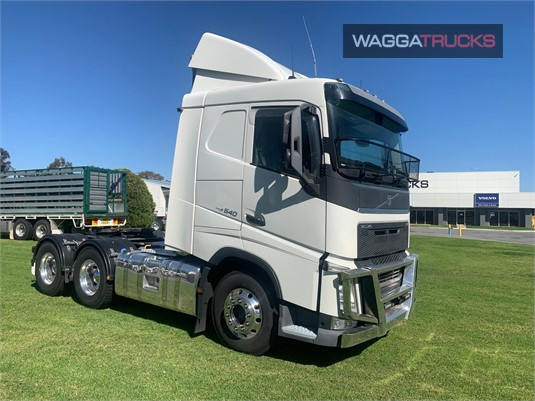 2015 Volvo FH540 Wagga Trucks - Trucks for Sale