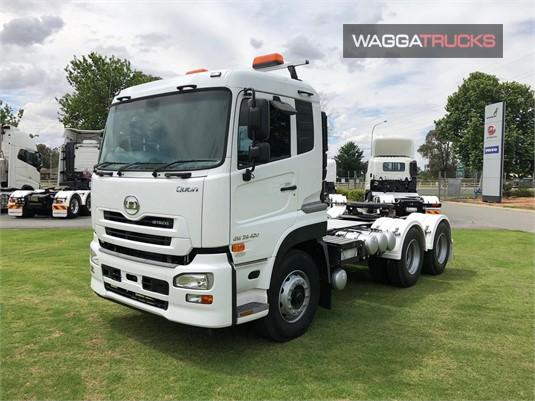 2014 UD GW26.420 Wagga Trucks - Trucks for Sale