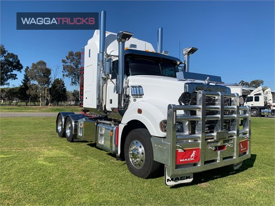2018 Mack Superliner CLXT Wagga Trucks - Trucks for Sale