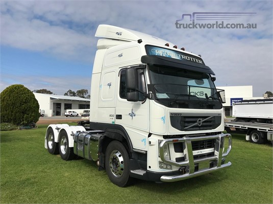 2014 Volvo FM500 - Trucks for Sale