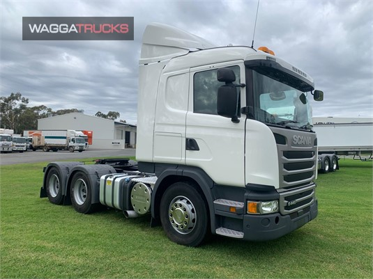 2016 Scania G440 Wagga Trucks - Trucks for Sale