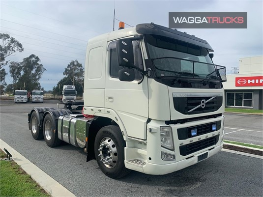 2012 Volvo FM11.450 Wagga Trucks - Trucks for Sale