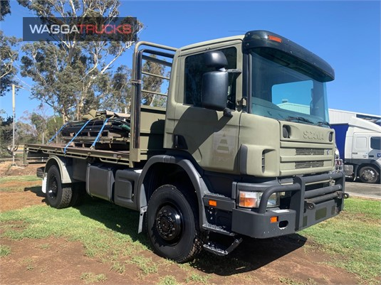 2002 Scania P340 Wagga Trucks - Trucks for Sale
