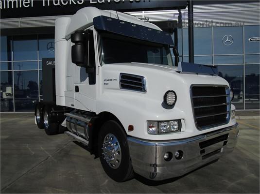 2013 Iveco Powerstar 6400 - Trucks for Sale