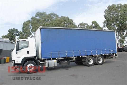 2016 Isuzu FVL 240 300 Used Isuzu Trucks - Trucks for Sale