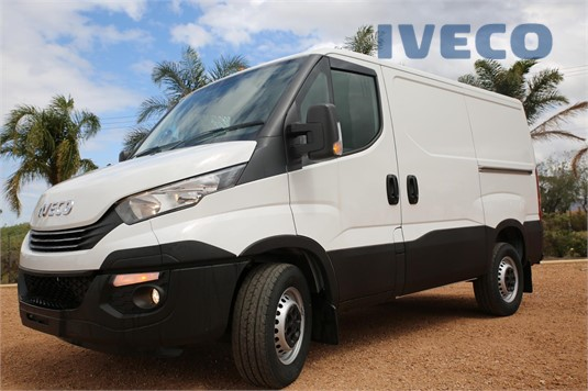2018 Iveco Daily 35s13A8 Iveco Trucks Sales - Light Commercial for Sale