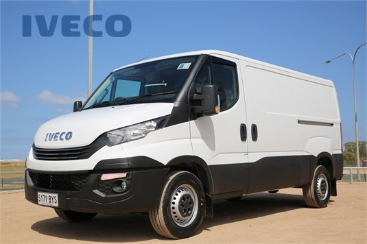 2018 Iveco Daily 35S13 Iveco Trucks Sales - Light Commercial for Sale