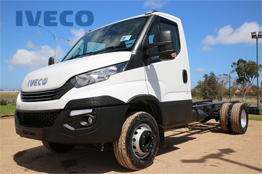 2019 Iveco Daily 70c17 Iveco Trucks Sales - Light Commercial for Sale