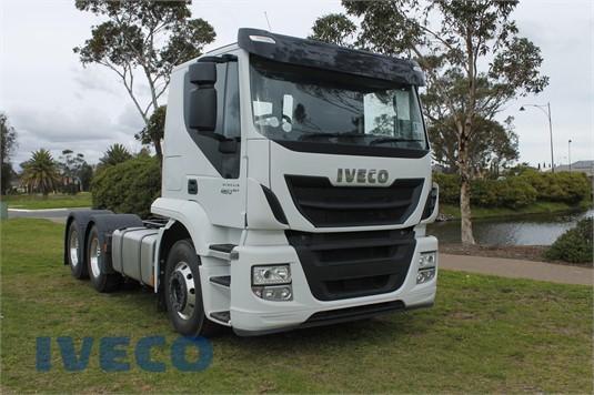 2019 Iveco Stralis ATi460 Iveco Trucks Sales - Trucks for Sale