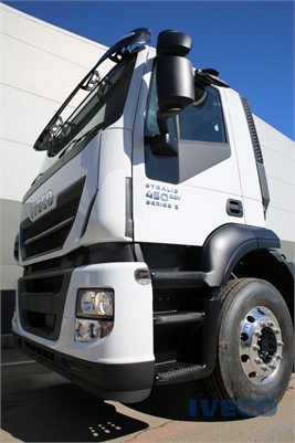 2019 Iveco Stralis AD450 Iveco Trucks Sales - Trucks for Sale