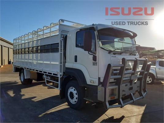 2015 Isuzu FXR Used Isuzu Trucks - Trucks for Sale