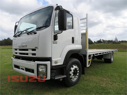 2008 Isuzu FVD 1000 Long Used Isuzu Trucks - Trucks for Sale
