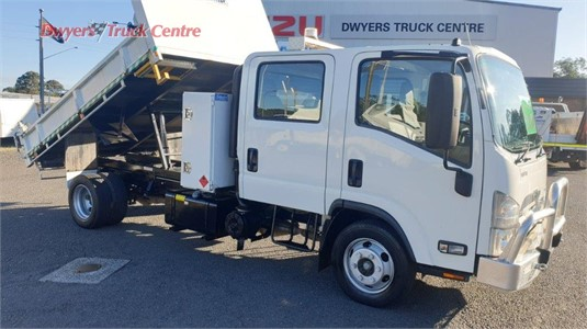 2011 Isuzu NPR 300 Dual Cab Dwyers Truck Centre - Trucks for Sale