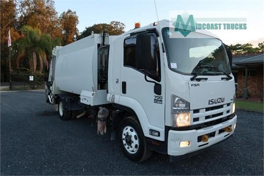 2013 Isuzu FSR 700 Auto Midcoast Trucks - Trucks for Sale