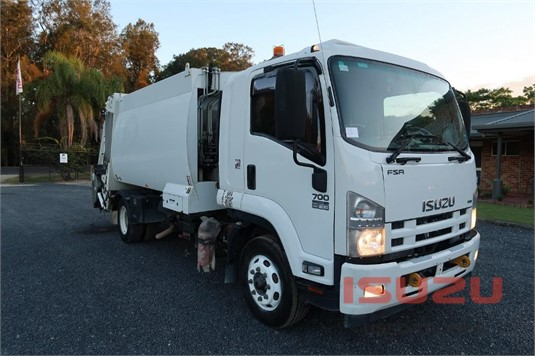 2013 Isuzu FSR 700 Auto Used Isuzu Trucks - Trucks for Sale